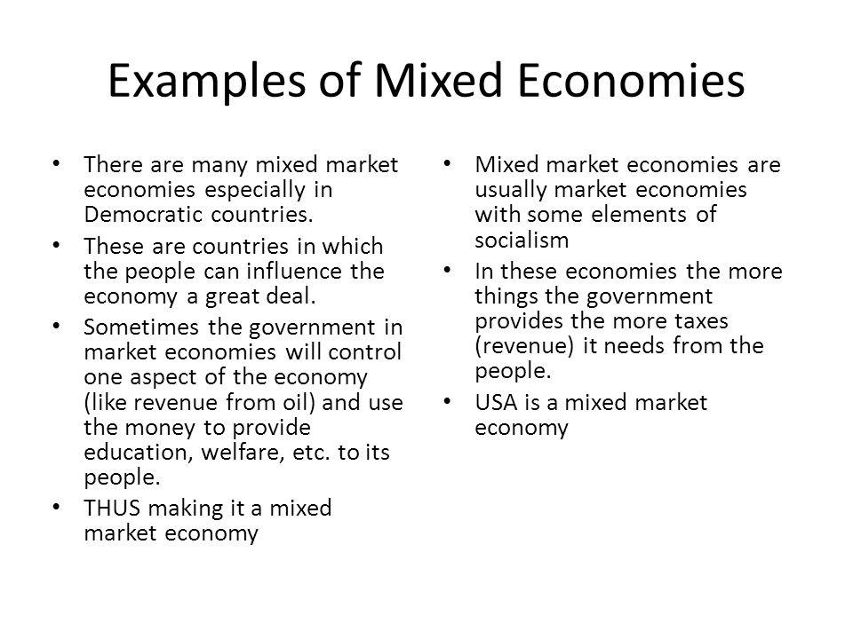 Essay On Mixed Economy  Hepatitze The Mixed Economy Essay Example