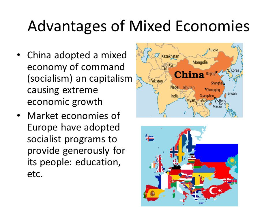 mixed economics Handout on mixed strategies ben polak, econ 159a/mgt522a october 4, 2007 the main lesson of the last class was the following: main lesson if a mixed strategy is a.