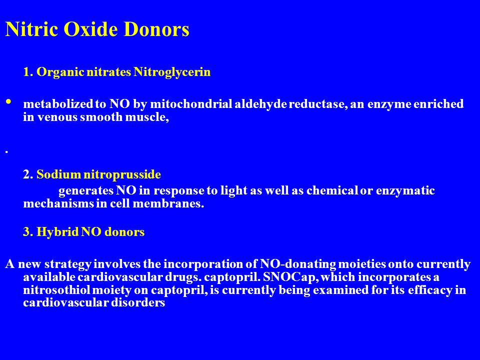 taking nitric oxide and viagra