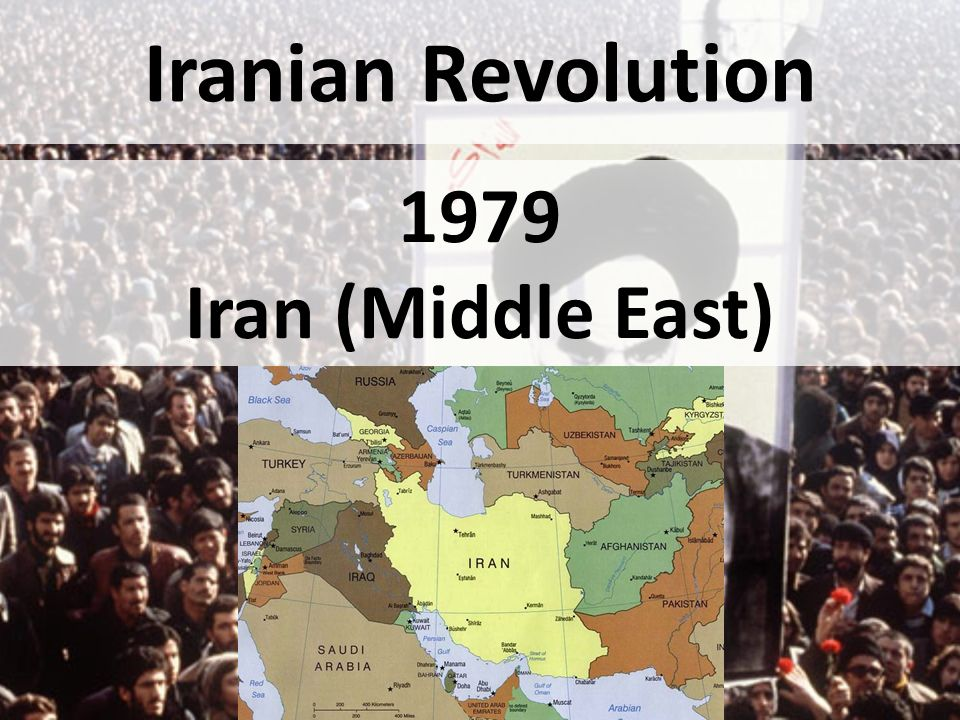 a history of the iranian revolution in 1979 The iranian revolution of 1979 was a pivotal moment in revolutionary history a multiclass opposition overthrew an autocratic ruler, leading to the establishment of a.