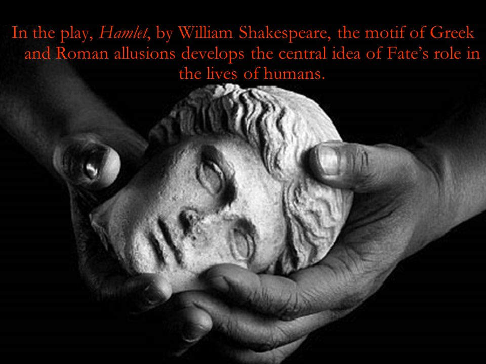 hamlet the garden motif and fate A motif is a recurring element, event, idea, or theme in a story a motif is used to bring about a particular mood or theme motifs appear throughout literature, in.