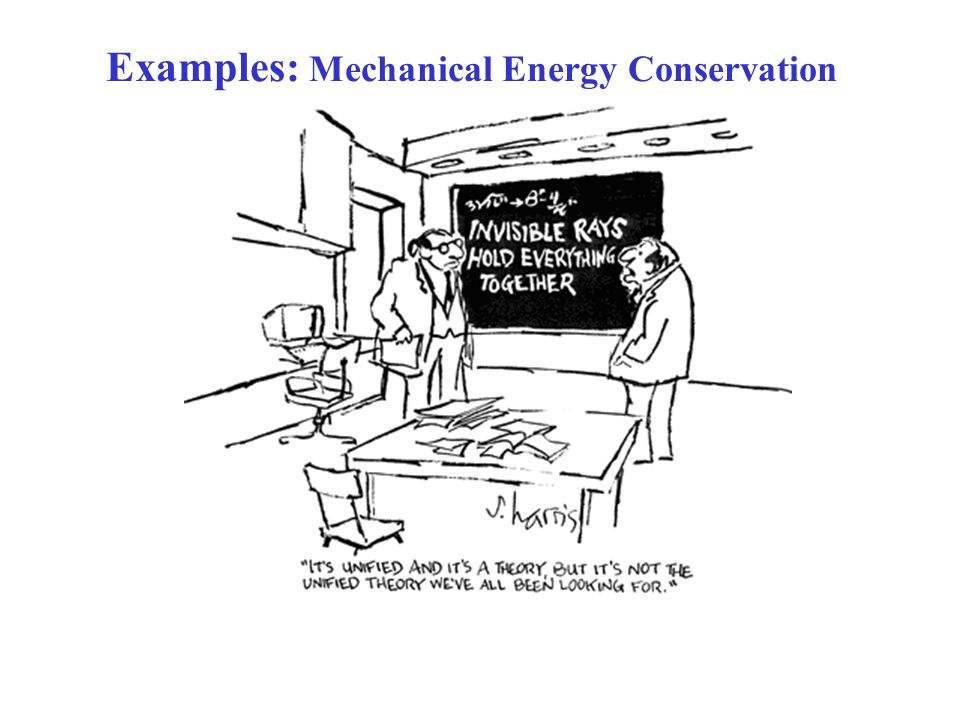 Examples Mechanical Energy Conservation Ppt Video Online Download