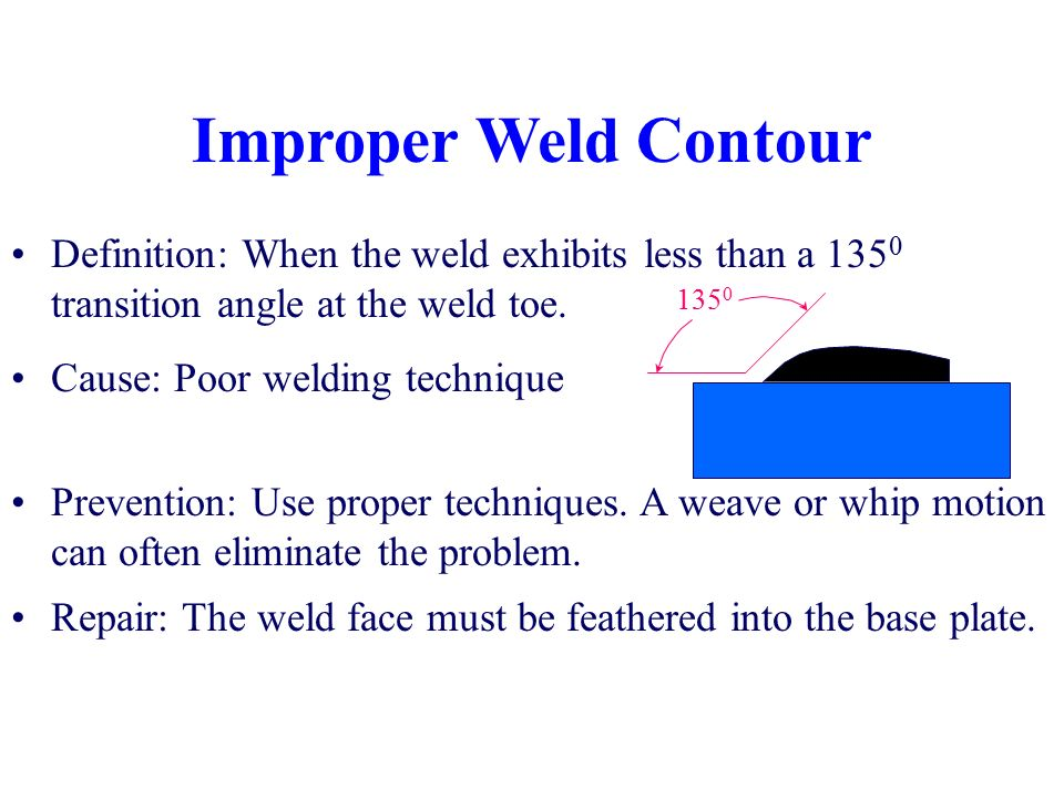 Weld Defects and Discontinuities - ppt video online download