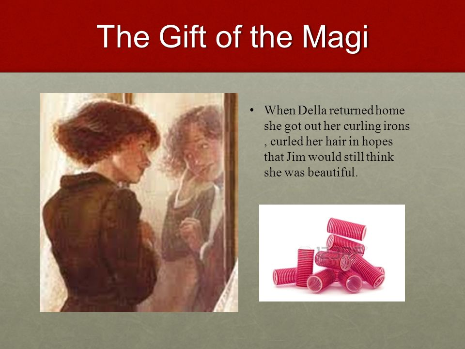 The Gift of the magi Alicia Anderson. - ppt download