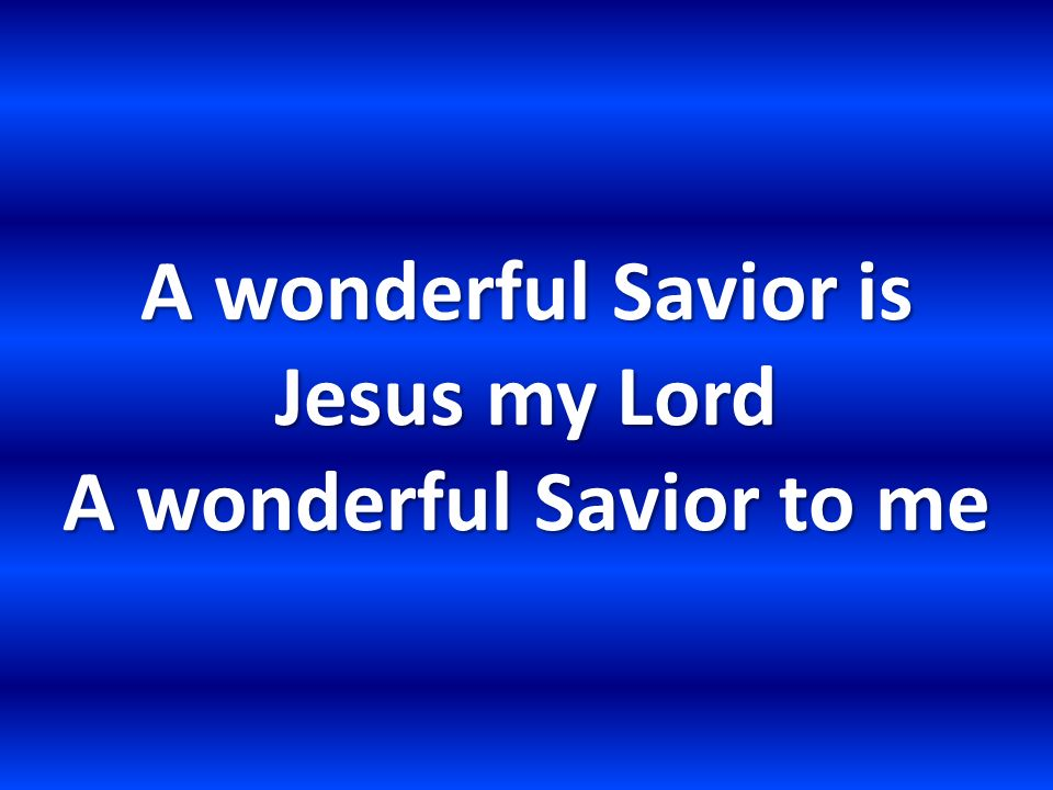 Selah – Wonderful, Merciful Saviour Lyrics | Genius Lyrics