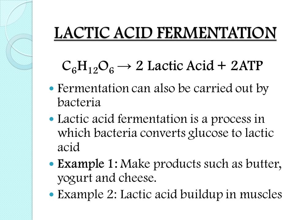 Glycolysis & Fermentation - ppt video online download