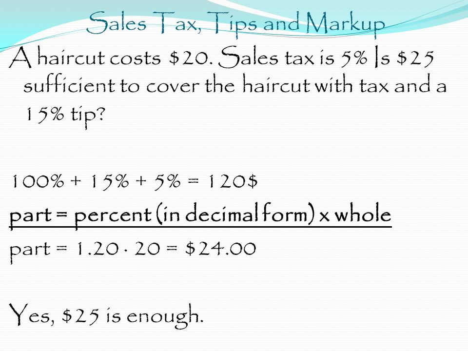 sales and markup The sales mark-up calculator is based on the gross profit percentage in cell k3 and the gross profit calculator is based on the sales mark-up percentage in cell k5 these two calculators therefore enable users to calculate a gross profit percentage from any sales mark-up percentage and vice versa.