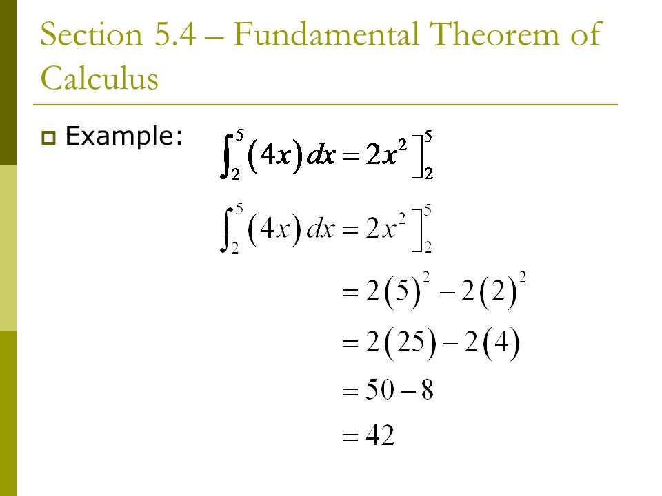 the fundamental theorem of calculus In most advanced calculus texts the fundamental theorem of calculus is given  the following form: theorem let f be riemann integrable on [ a, b] and let g.