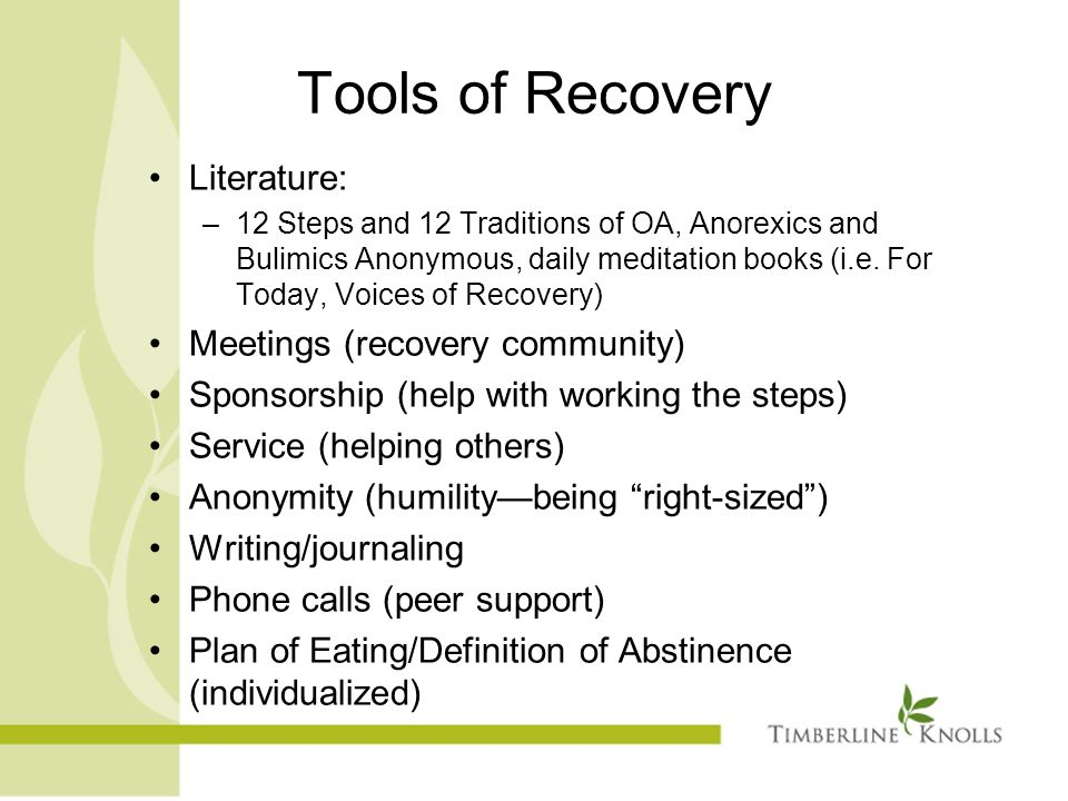 online recovery meetings We are a fellowship of men and women who have recovered from a hopeless state of mind and body our meetings are open and everyone is welcome to attend.