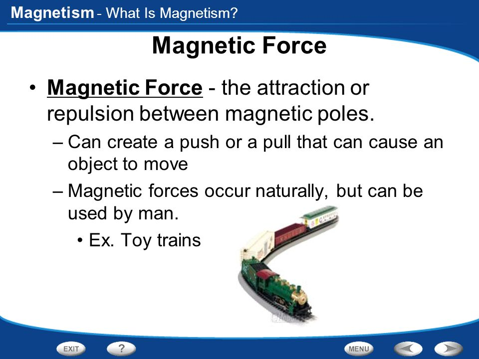 magnetic repulsion force - photo #32