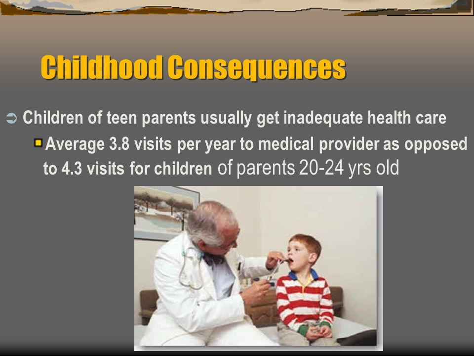 Childhood Consequences