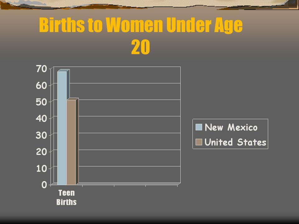 Births to Women Under Age 20