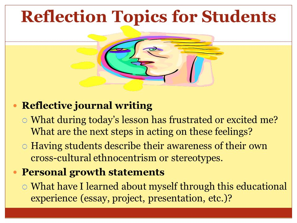 reflection dissertation The dissertation as an effective learning experience for undergraduate students and faculty in a construction management program a reflection.