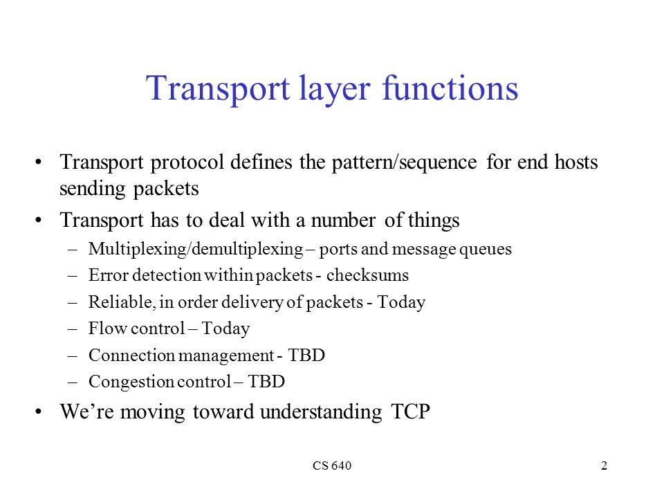 one bit sliding window protocol pdf