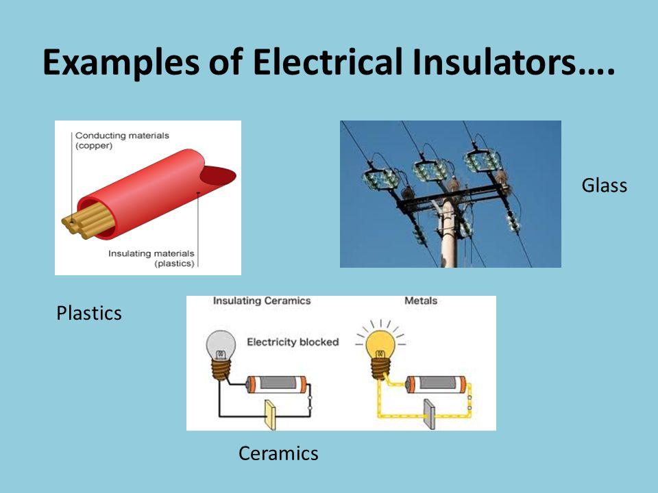 Examples Of Conductors And Insulators : Assigned seats working ppt download
