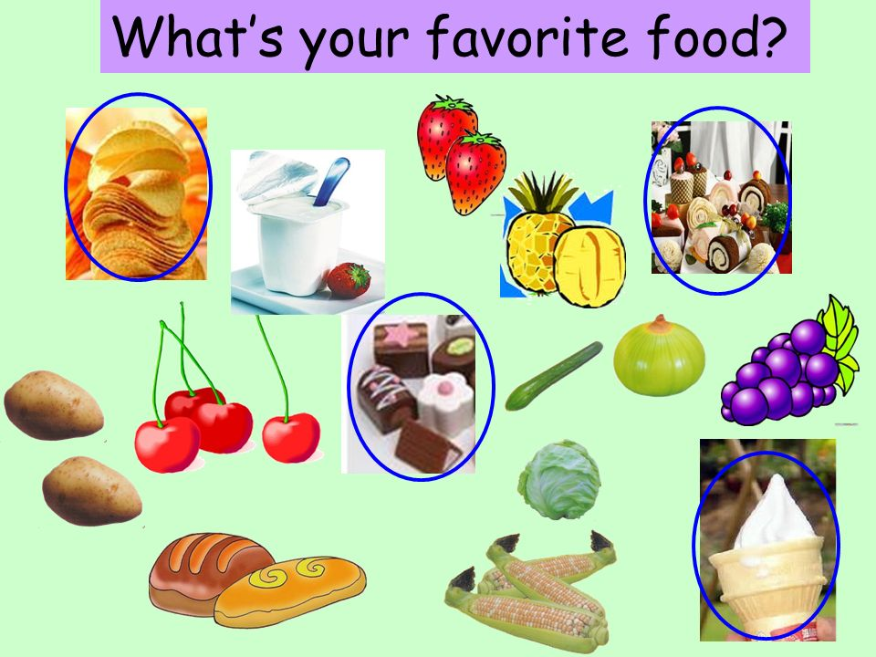 What is your favorite dish to eat?