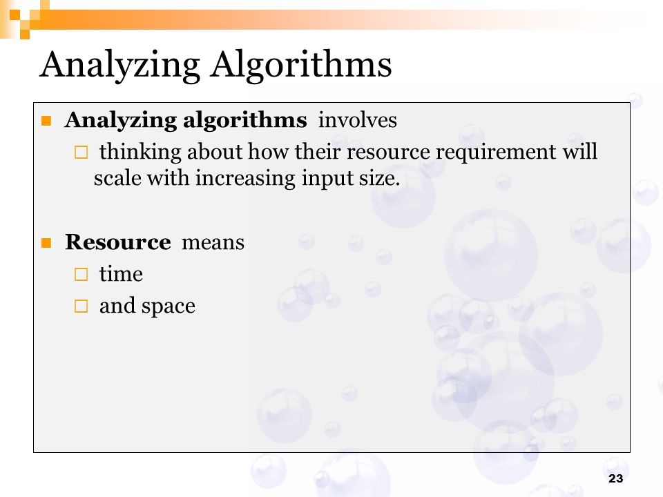 Requirements Of Good Line Drawing Algorithm : Introduction to design and analysis algorithm ppt video
