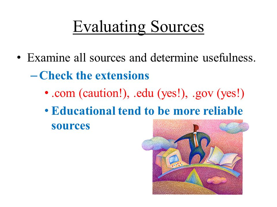 evaluating sources checkpoint Understand how to identify the sources and types of  evaluating mutually exclusive investment opportunities  checkpoint 112.