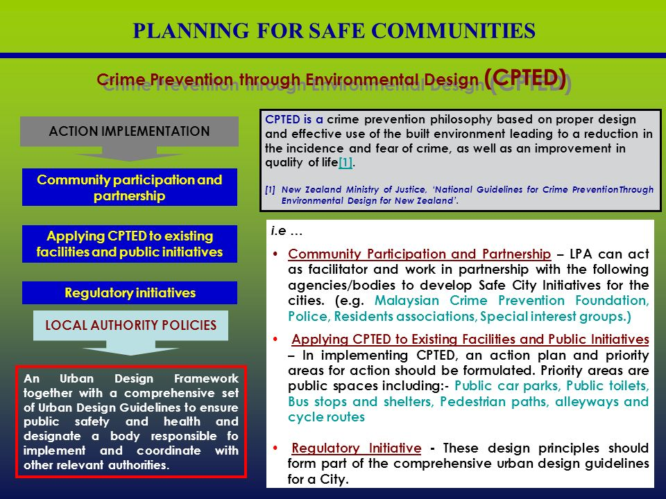 crime reduction and prevention proposal Powerpoint presentation plain, crime reduction and prevention proposal write three power point slides first two needs to be the introduction and the last.