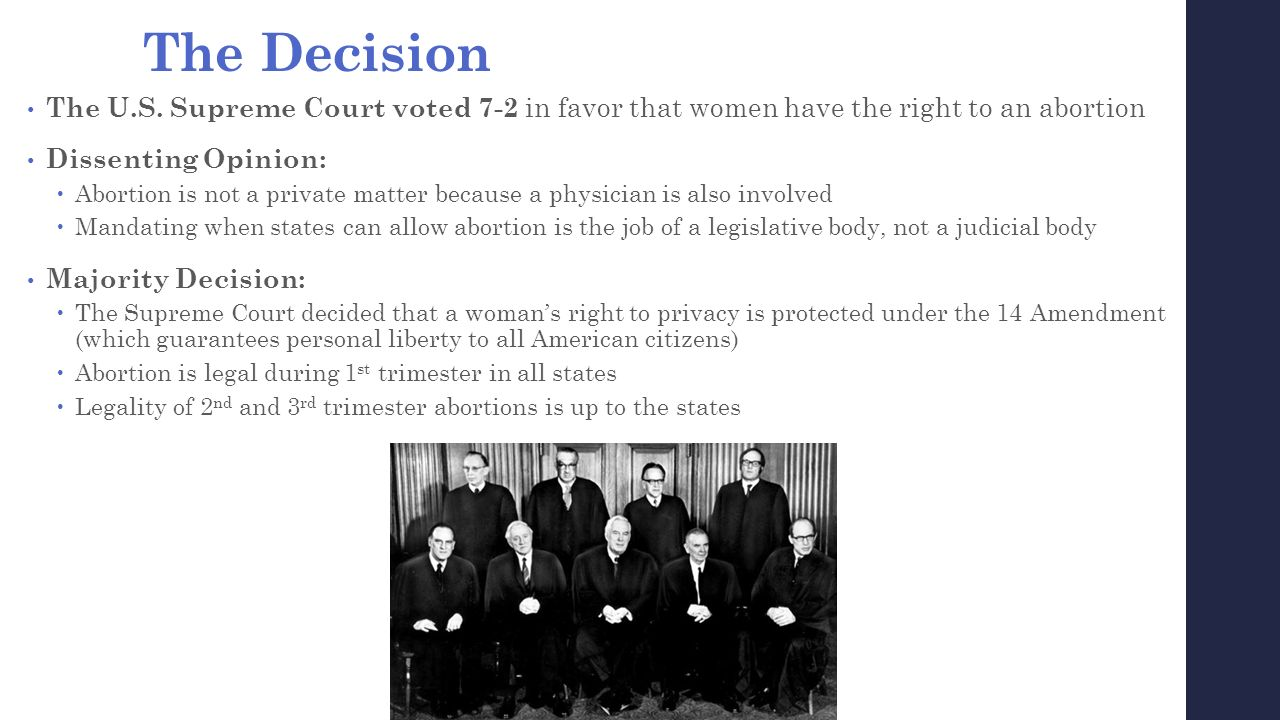 roe v wade mr burgs period and ppt  3 the