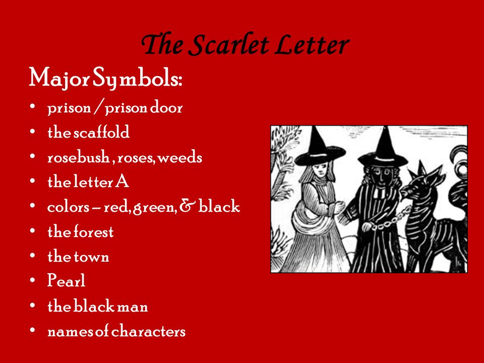 changes of the characters in nathaniel hawthornes the scarlet letter The scarlet letter nathaniel hawthorne buy about the scarlet letter character set aside to honor a change in government, hawthorne describes the non-puritan.