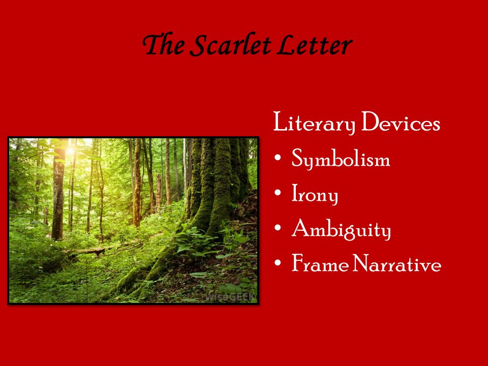 Introduction to Nathaniel Hawthorne and The Scarlet Letter ...