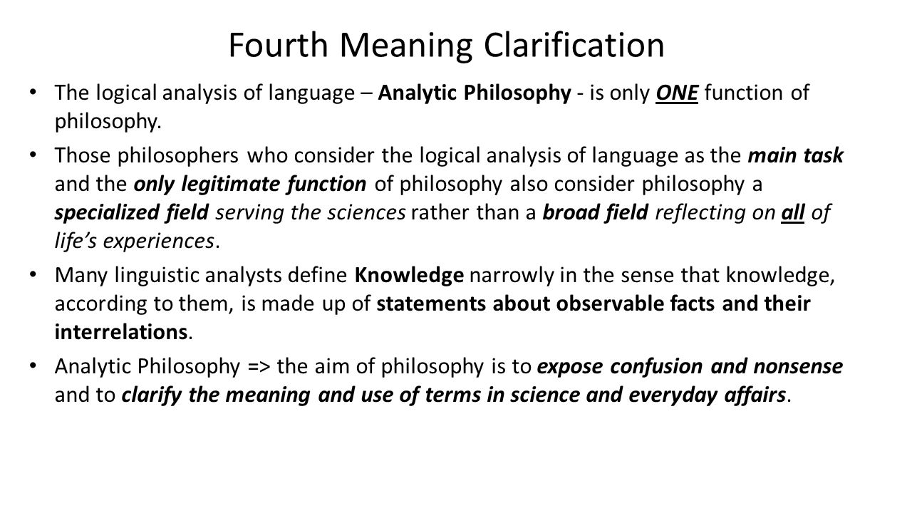 Meaning of fourth - Fourth Meaning Clarification
