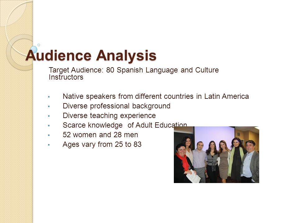 """an analysis of latin america and spanish cultures """"hispanic is basically based on whether you or your family speak the language of spanish whereas latino is focusing more on geographic location, that being latin america,"""" lazo said in the video."""