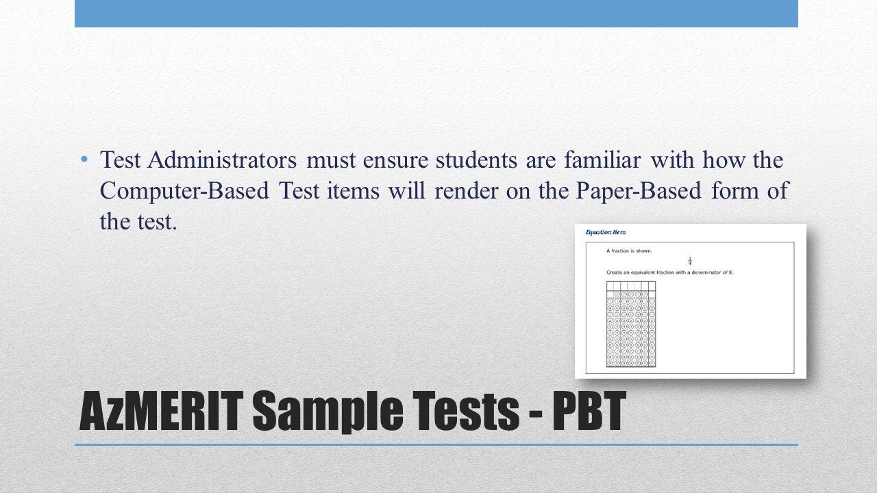 Session 2 Achievement Testing Pre-Test Training - ppt download