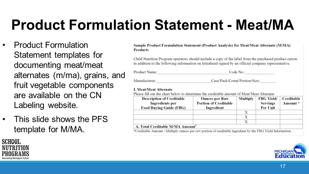 Product Labels ppt video online download – Ingredient Label Template