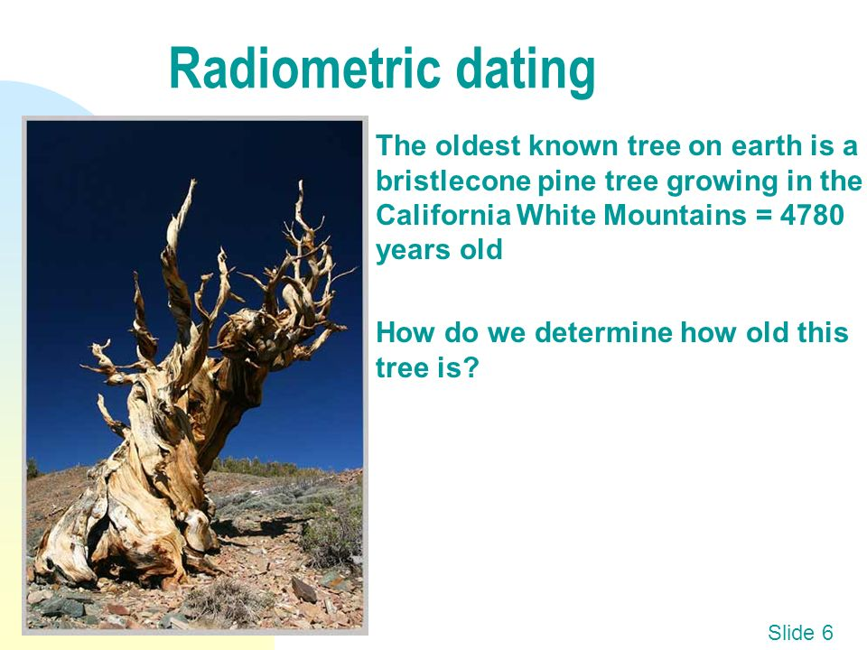 radiometric dating steps