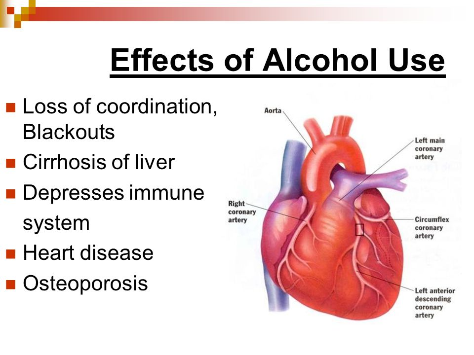 effects of alcohol abuse