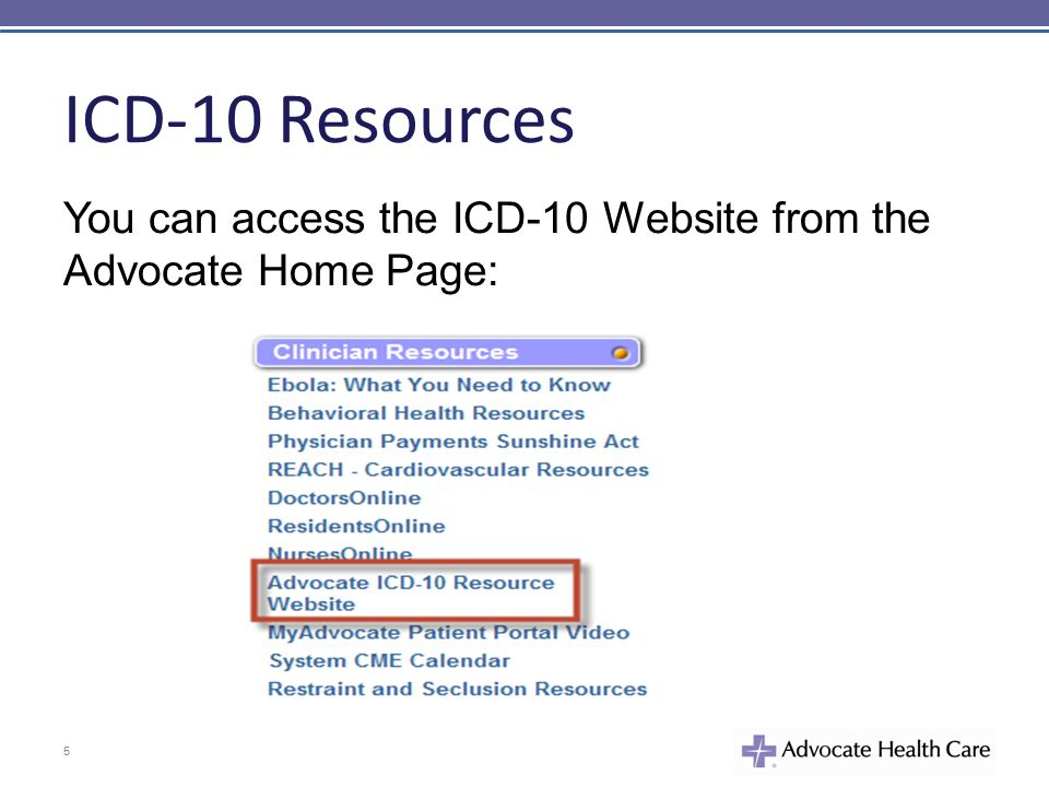 ICD-10 Education Session - ppt download