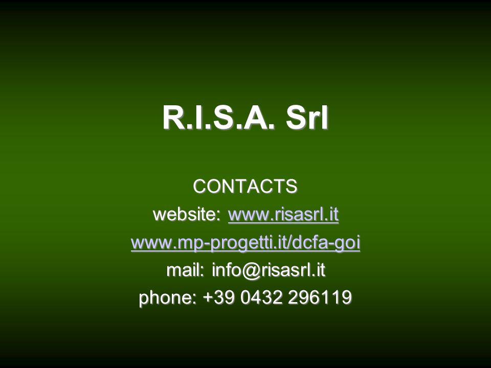 website: www.risasrl.it