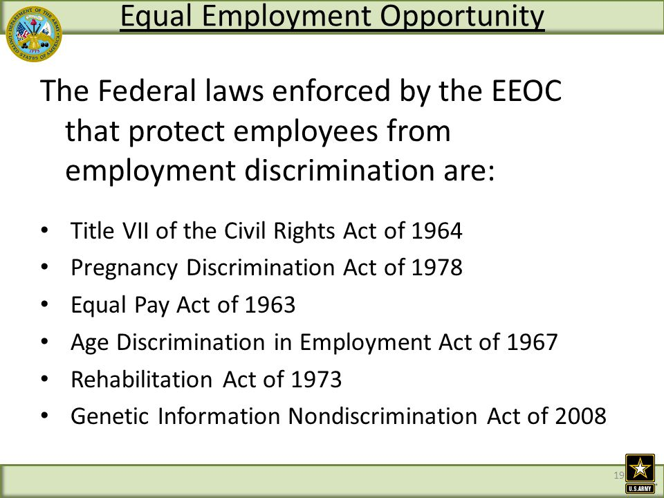 equal employment law malaysia civil right act The right to livelihood is constitutionally guaranteed under  safeguards of security of tenure in employment in malaysia  s12 employment act 1955.