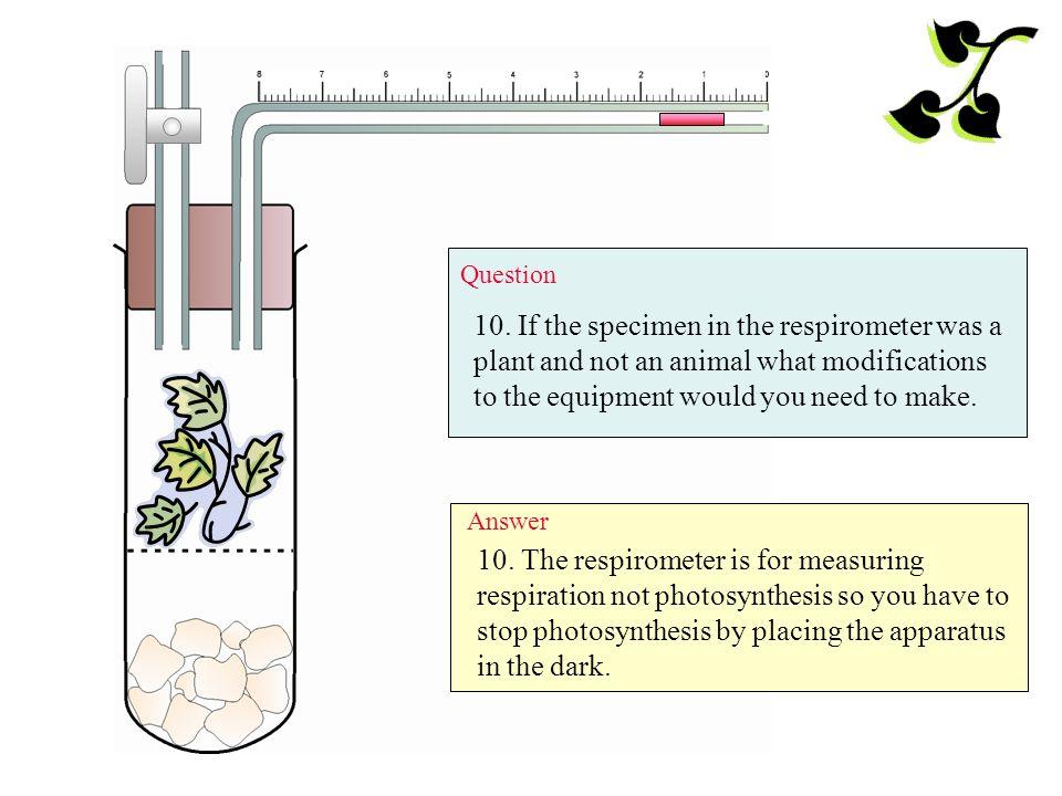 the respirometer ppt video online download