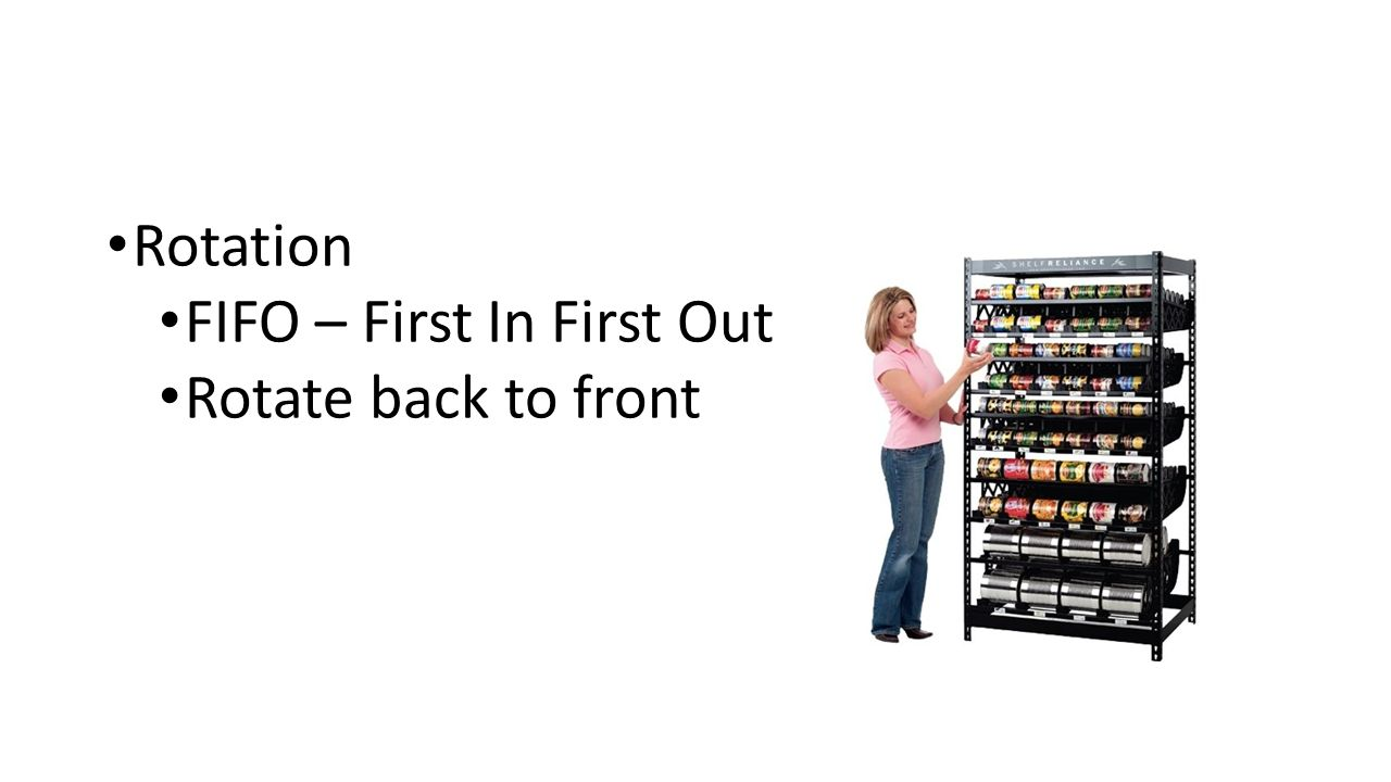 Chapter 5 Purchasing Receiving Amp Storage Of Food Ppt