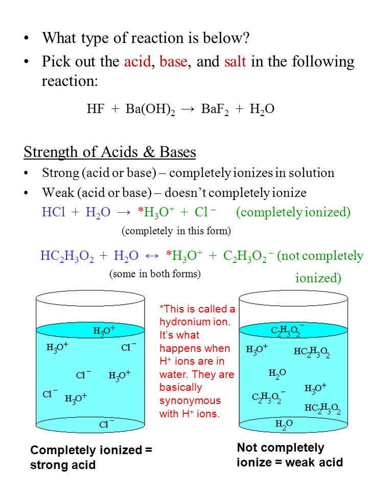 Acids, Bases and Water! Chapter 19 (mostly). - ppt video online ...