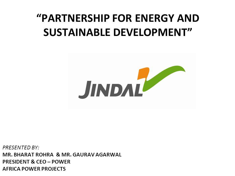 Jindal Steel and Power Ltd.