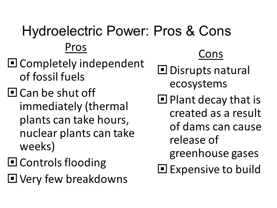 Pros and cons of nuclear energy essay