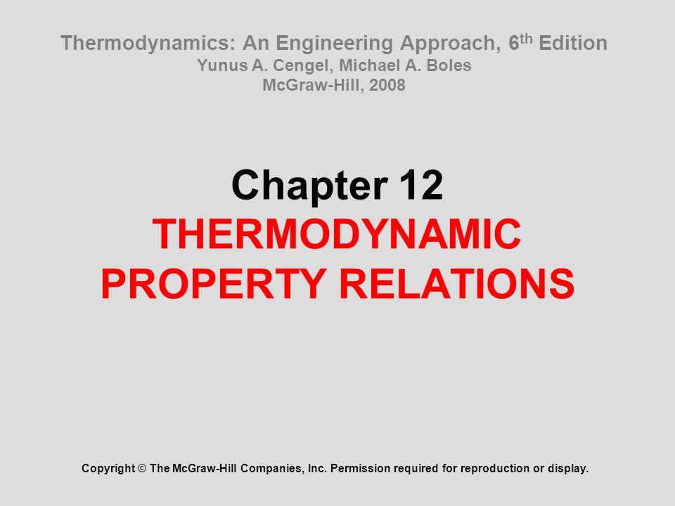 yunus cengel michael boles thermodynamics pdf
