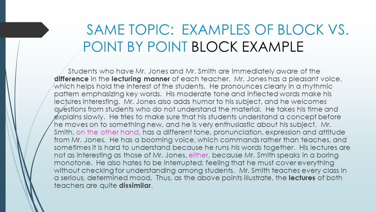 emphasizing a word in an essay