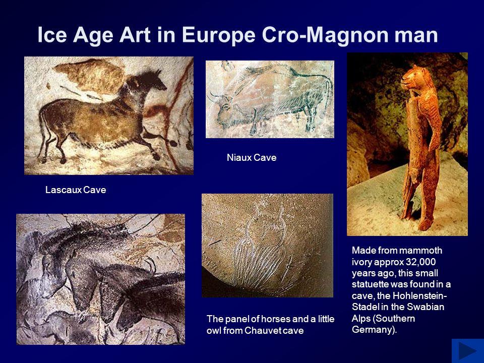 Cro Magnon Man Cave Art : Modern man hits the scene ppt video online download