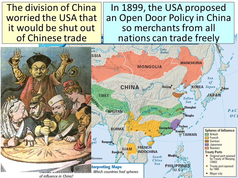 China S Open Door Policy. Essential Question What Was The Impact Of  European Imperialism On