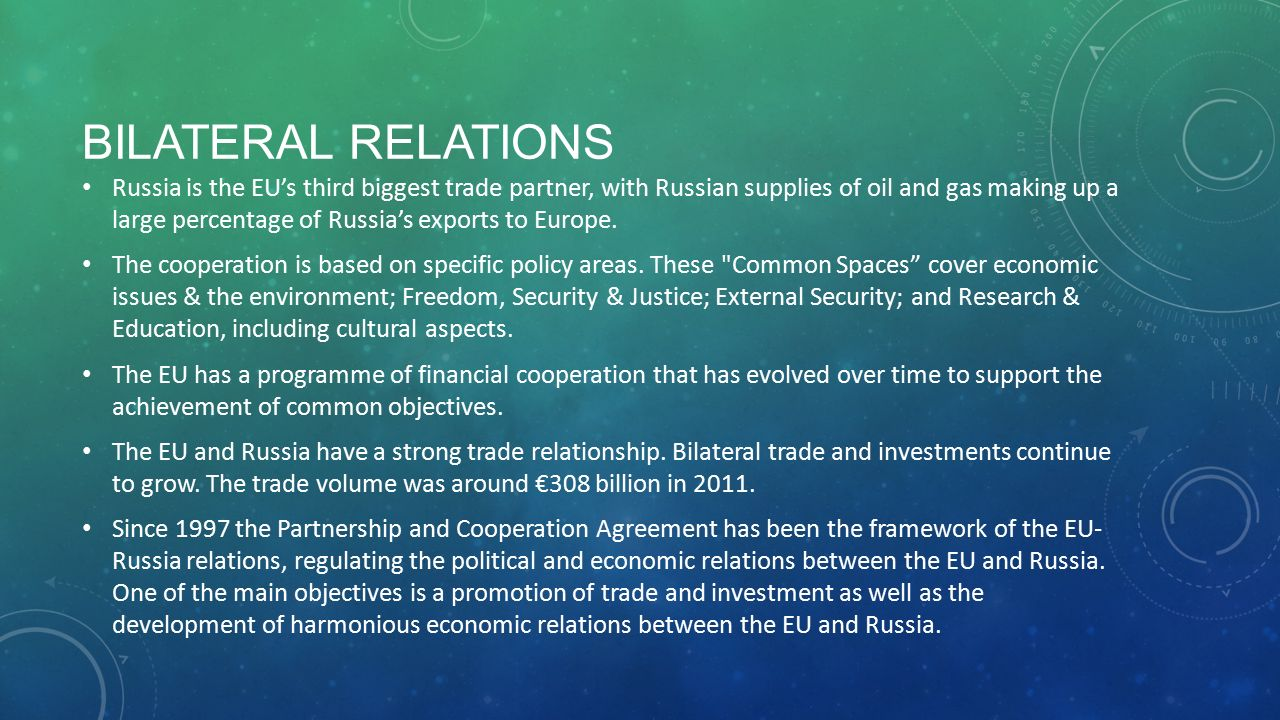 relationship between russia and europe