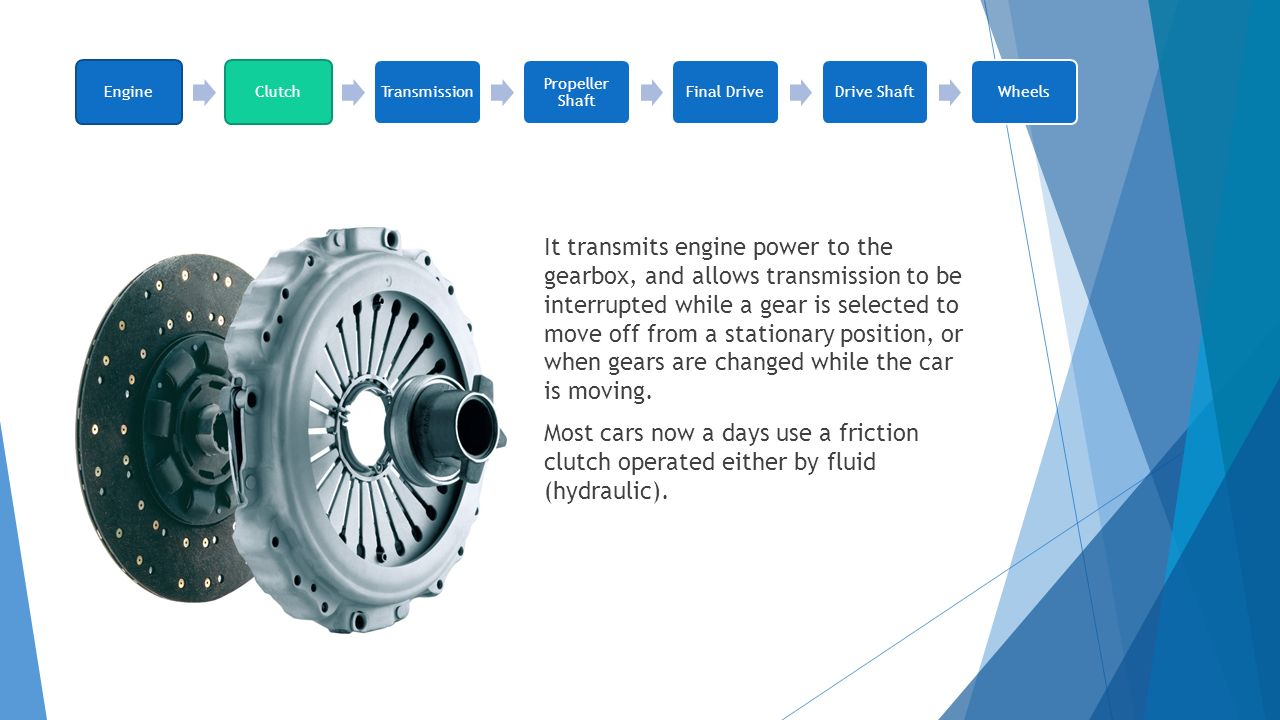 steps on how to drive a clutch operated vehicle Driving commercial vehicles 42  shifting gears  steps to upshift a vehicle with a gasoline-powered engine: 1 start in low gear use only enough throttle to.