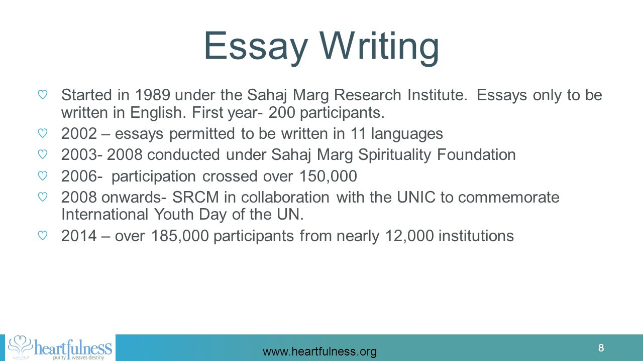 participants in the study essay Essays differ from case studies because they answer a certain question  the  case study method requires teamwork and discussion between the participants.