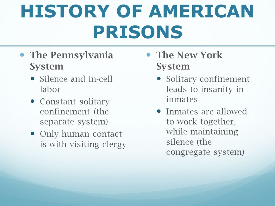 prisons in america essay Paper prisons the american justice system rarely ever works no matter where you are, justice is a loose term in america, prisons are flooded over and in some states, prisons and jails outnumber the schools.