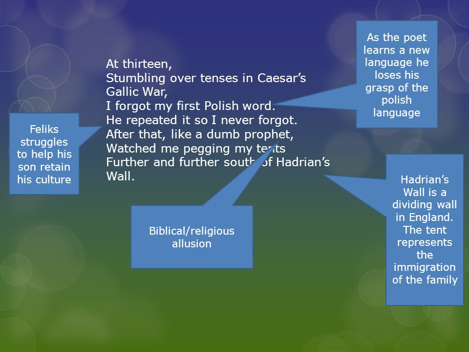 Stumbling over tenses in Caesar's Gallic War,