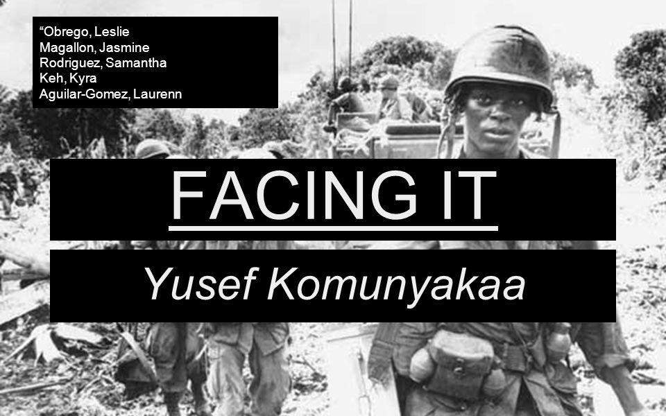 yusef komunyakaas thanks essay